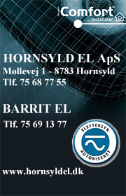 Hornsyld El